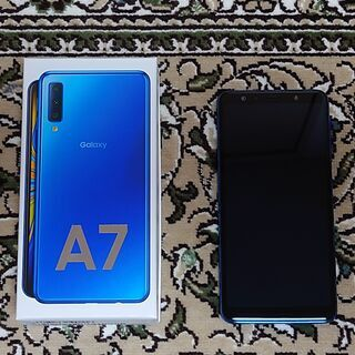 Galaxy A7(Rakuten) - 富士見市