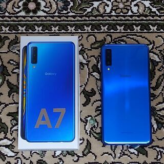 Galaxy A7(Rakuten) - 携帯電話/スマホ