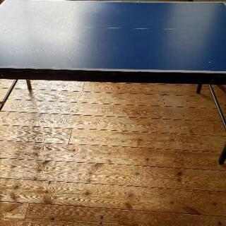 【ネット決済】家庭用ミニ卓球台