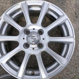 【値下げ】タイヤのホイール4本セット販売