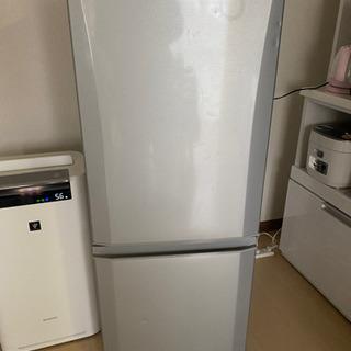 2016年製三菱冷蔵庫146ℓ