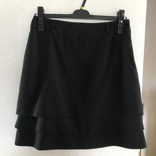 黒スカート L