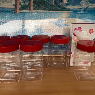 味付け海苔の容器 8個
