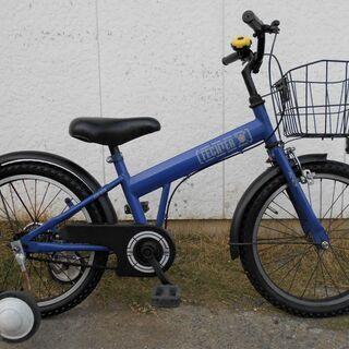 FECHTER 18インチ キッズバイク 補助輪付き