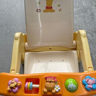 ベビープー  お風呂椅子