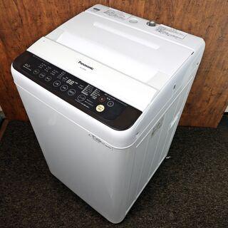 全自動洗濯機 パナソニック 6.0K NA-F60PB9 201...
