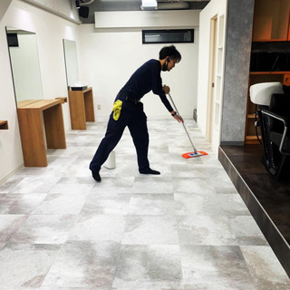 【随時募集】ハウスクリーニング・ビルメンテナンス業務の正社員