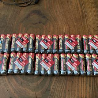 【ネット決済】単三電池40本 新品