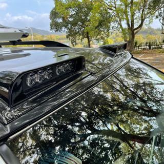 【取引中】エルフォード 150プラド用LEDルーフマウント - 車のパーツ