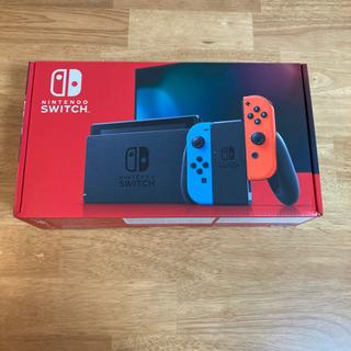 任天堂Switch 新品無使用未開封