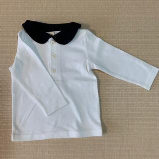 新品未使用70モノトーンシャツ