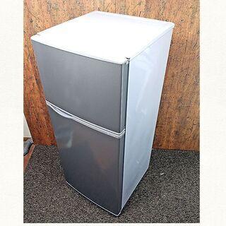 2ドア冷蔵庫(118L) シャープ SJ-H12D-S 2…