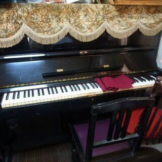 エテルナ 浜松楽器 アップライトピアノ ヤマハ系 椅子つき