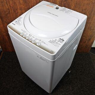 全自動洗濯機 東芝 4.2K  AW-4S2 2015年製 中古...