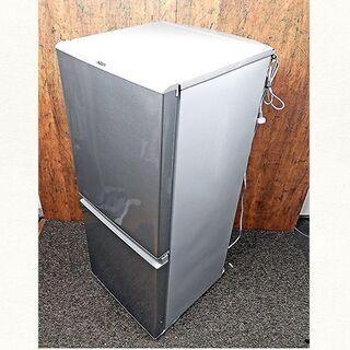 2ドア冷蔵庫 (126L) アクア AQR-13H 201…