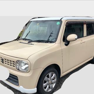 【ネット決済・配送可】期間短め*限定車*アルトラパン