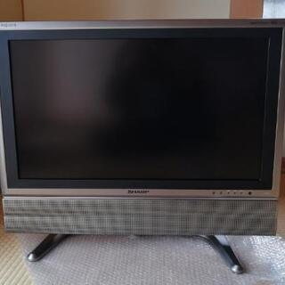 液晶テレビ・SHARP・26型・2005年製