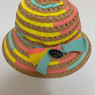 【ネット決済】サニーランドスケープ  48センチ 夏用帽子