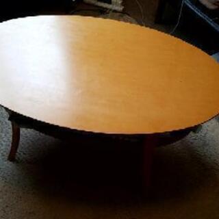 【ネット決済】丸テーブル お売りします