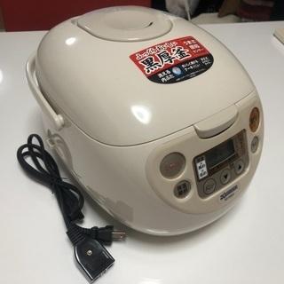 2013年製 象印マイコン炊飯ジャー「NS-WB10」5.5合炊き
