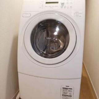 SANYO製ドラム式洗濯機 AQUA AWD-AQ3000