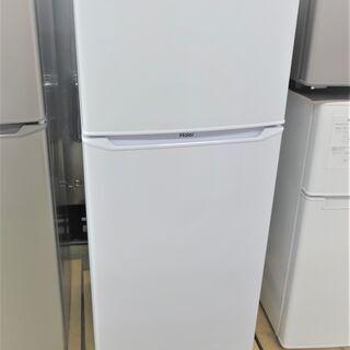 未使用 ハイアール 130L冷蔵庫 JR-N130A(W)