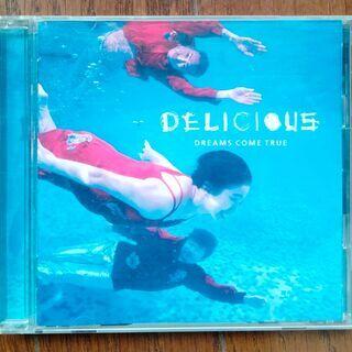 DREAMS COME TRUE☆アルバムCD「DELICIOUS」