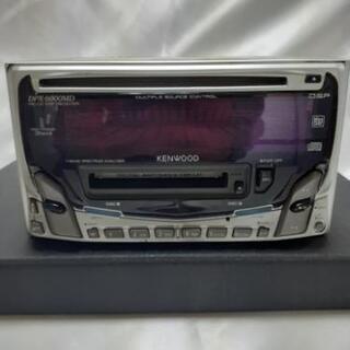 ケンウッド CD・MDプレイヤー DPX-6000MD