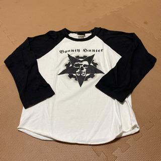7部丈 Tシャツ