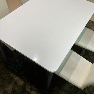 ダイニングテーブル セット 5点 食卓