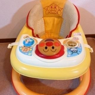 アンパンマン 歩行器✴︎Disney メロディジム 赤ちゃん用品