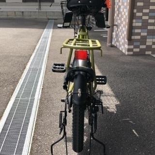 【早期取引優先】子供乗せ自転車