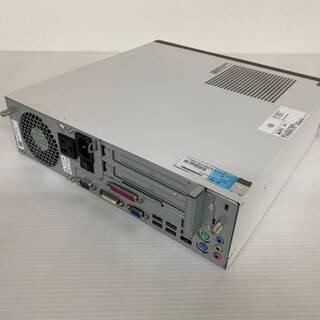 【FUJITSU】 富士通 FMV-ESPRIMO D753/H デスクトップパソコン Win10 Home 64bit Core i5 4570 3.20GHz 12GB HDD 320GB ③ - パソコン