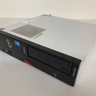 【FUJITSU】 富士通 FMV-ESPRIMO D753/H デスクトップパソコン Win10 Home 64bit Core i5 4570 3.20GHz 12GB HDD 320GB ③ - 富山市