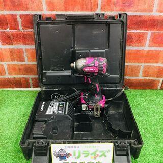 HiKOKI WH18DDL2 インパクトドライバー【リライズ野...