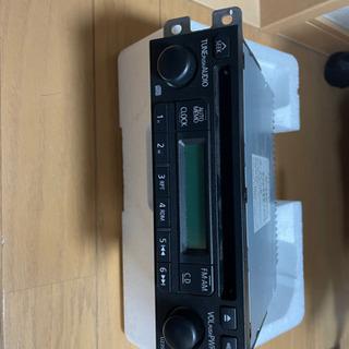 三菱ekワゴン  H82W用純正ラジオ