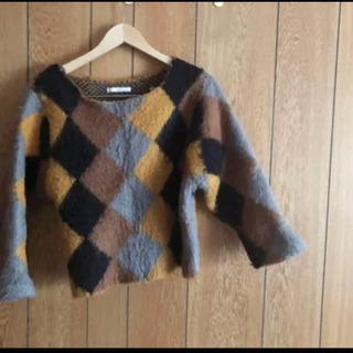 値下げしました。ニットセーター