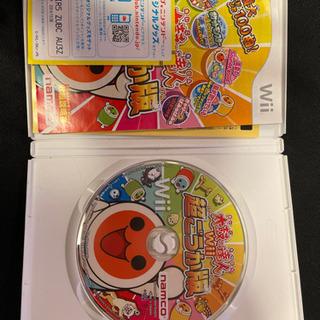 【ネット決済】Wii太鼓の達人超ごうか版