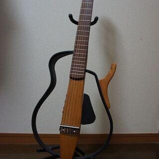YAMAHA サイレントギター SLG110N