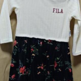 服 FILA 95cm 女の子
