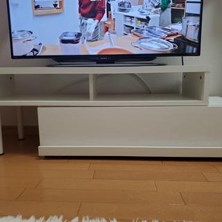 【ネット決済】【ニトリ】 テレビ台 ローボード(クラッセ100WH)