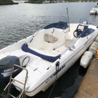 プレジャーボート20f ヤマハSRV20
