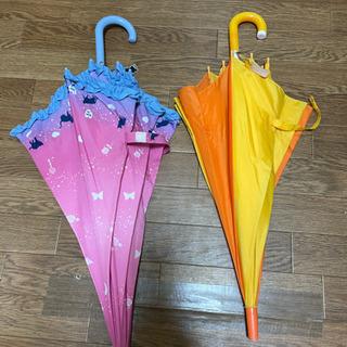《予定者決定》学校グッズ③傘ピンク猫&置き傘 おまけ付き - 一宮市
