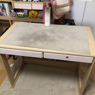 【ネット決済】学習机と椅子のセット