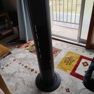 リモコンタワー扇風機
