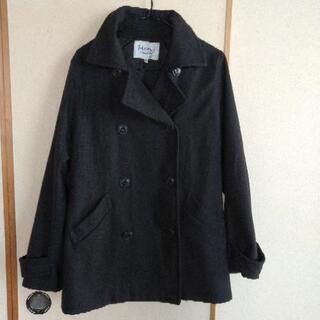 Lサイズ 黒 Pコート ハニーズ商品