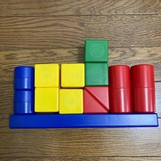 ピープル 磁石 ピタゴラス 知育玩具