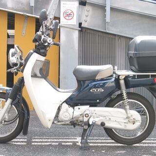 スーパーカブ カブPRO JA10 中古車装備多数 お得です 4...
