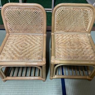 椅子4脚セット