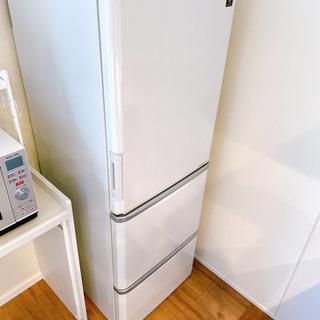 【中古】SHARP シャープ SJ-PW31X-W 冷蔵庫…